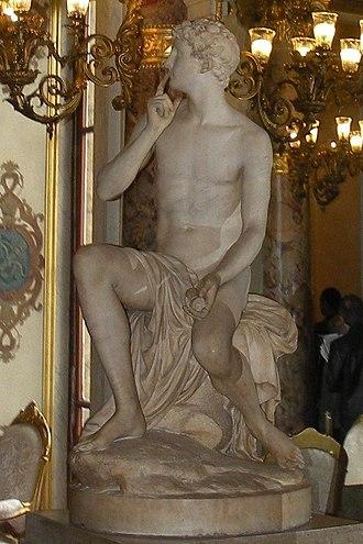 Louis-Philippe Mouchy - Image: Harpocrate dieu du silence det
