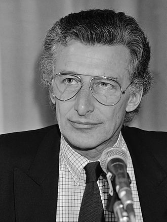 Harry Mulisch - Mulisch in 1981