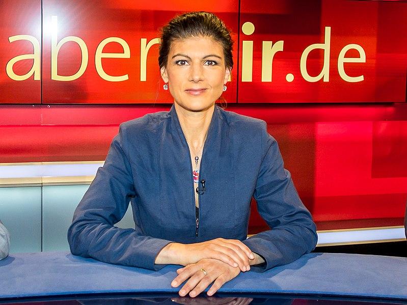 File:Hart aber Fair 21. März 2016 - Sahra Wagenknecht-8010.jpg
