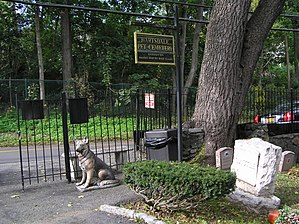 Hartsdale, New York - Hartsdale Canine Cemetery