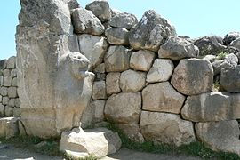 Hattusa Lion Gate.JPG