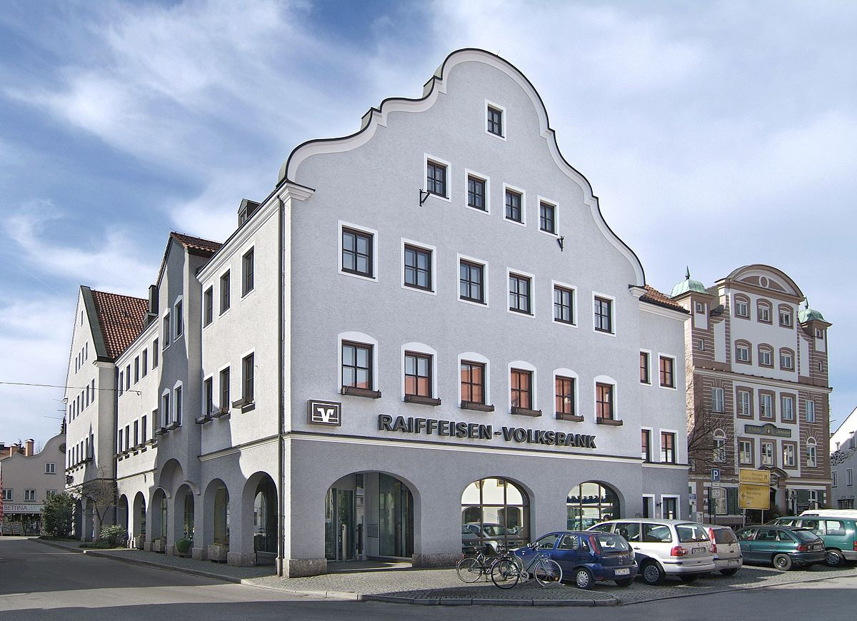 Raiffeisen Volksbank Ebersberg Wikipedia