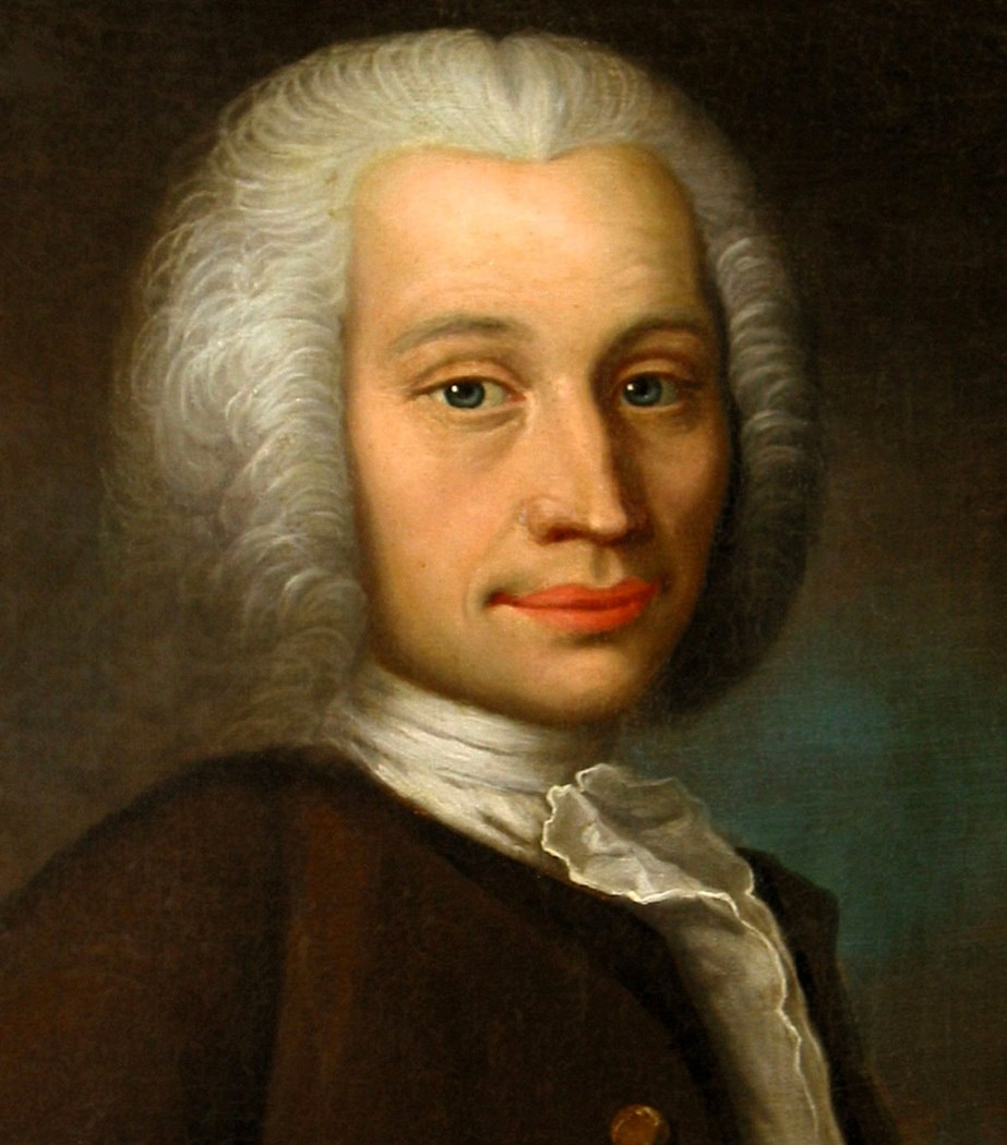 Headshot of Anders Celsius