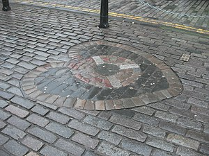 Royal Mile - The Heart of Midlothian