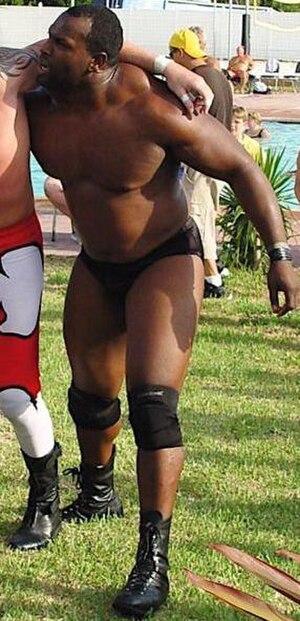 Ezekiel Jackson - Stephens in FCW