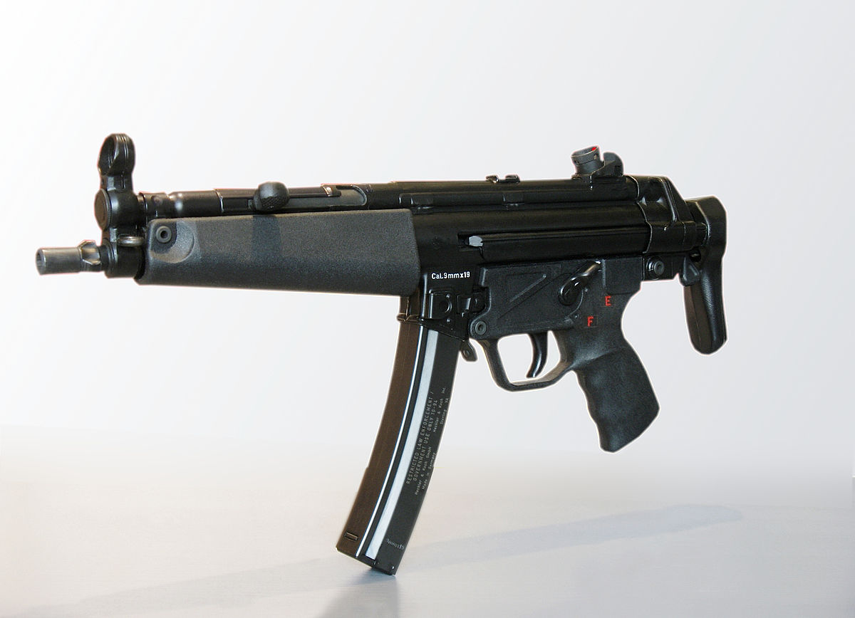 heckler koch mp5 wikipedia. Black Bedroom Furniture Sets. Home Design Ideas