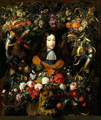 Prince William V Gallery - Image: Heem Jan Davidsz de Portrait de Guillaume III d Orange 1500px