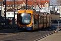 Heidelberg - Karl-Metz-Strasse - Bombardier RNV6 - RNV 4139 - 2019-02-06 13-48-12.jpg