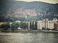 Heidelberg Castle from Neckar River (9813105324).jpg