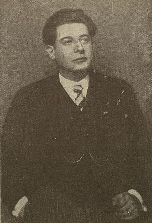 Heinrich Eduard Jacob - Image: Heinrich Eduard Jacob (1889–1967)
