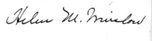 Helen M. Winslow