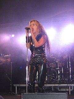 Helena Iren Michaelsen Norwegian singer