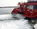 Helgoland 2000 -CAT No1 (ship, 1999)- by-RaBoe 003.jpg