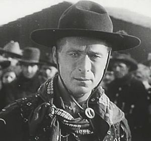 Hell's Hinges - William S. Hart as Blaze Tracy in Hell's Hinges
