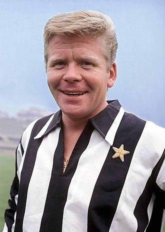 Star (football badge) - Image: Helmut Haller 1960s Juventus FC