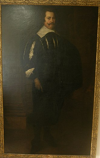 Henry Bourchier, 5th Earl of Bath - Henry Bourchier, 5th Earl of Bath, portrait c. 1638–1643, private collection.