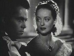 Cropped screenshot of Henry Fonda and Bette Da...