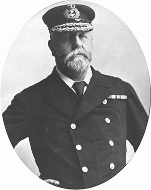 Henry Frederick Stephenson - Admiral Henry Frederick Stephenson in 1896