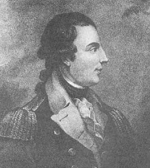 Henry Ludington - Henry Ludington sketch, circa 1776