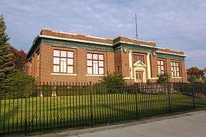 Henry Munson Utley - Henry M. Utley Branch of  the Detroit Public Library