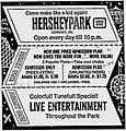Hersheypark ad 1971 - May 25 (Reading Eagle).jpg