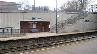Heworth Interchange - Image: Heworthnorthernrailb it 999