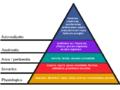 Hierarchia necessitatum Abrahami Maslow.PNG