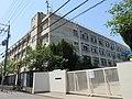 Higashiosaka City Wakae junior high school.jpg