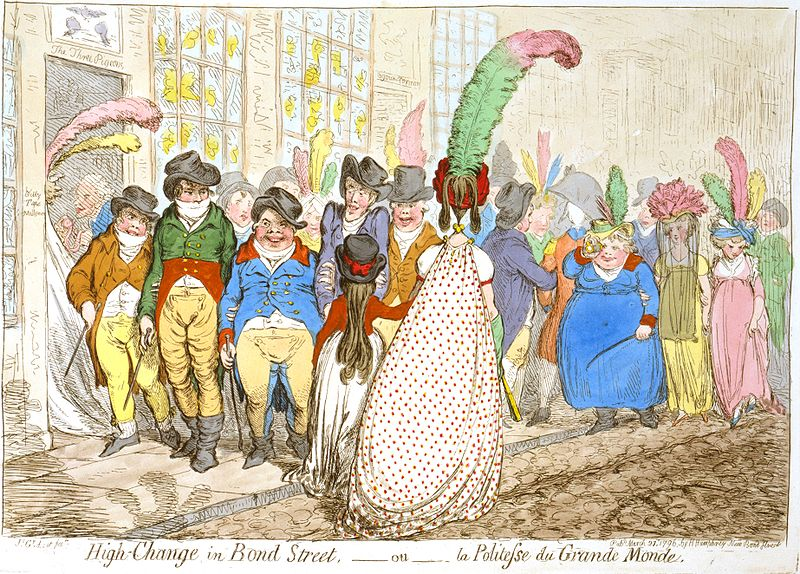 File:High-Change-in-Bond-Street-Gillray.jpeg