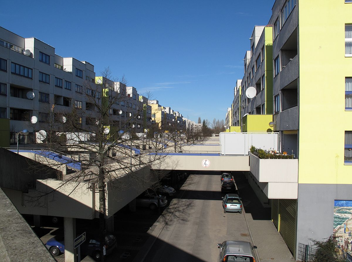 High-Deck-Siedlung
