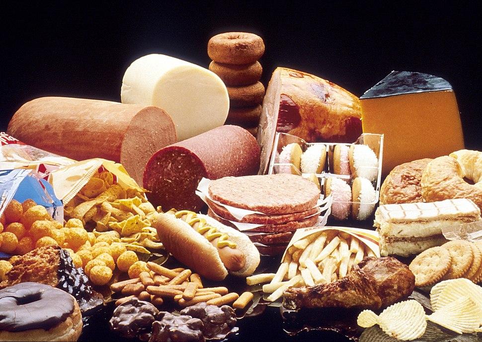 High Fat Foods - NCI Visuals Online