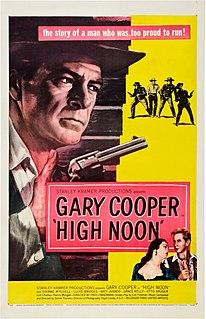 <i>High Noon</i> 1952 film