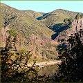 Hills and Pond, Yucaipa Reg Park 3-10-13 (8552676688).jpg