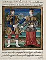 Histoires prodigieuses; Cleopatra, & Anthoyne, WMS 136 Wellcome L0025551.jpg