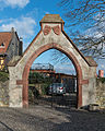Historic gate, Burgstraße, Eltville 20150222 1.jpg