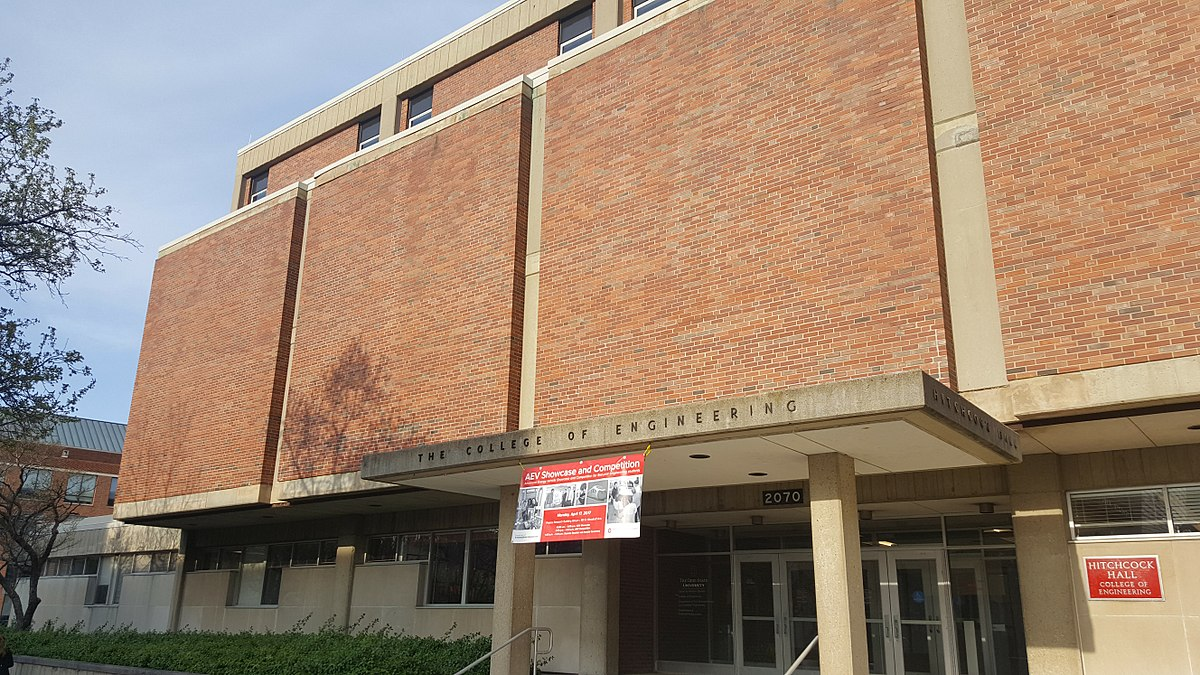 Ohio State Biomedical Sciences Building
