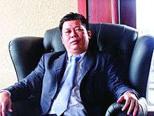Hoang Manh Truong - President of Vissai Cement Group