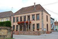 Hochfelden ( Bas-Rhin ), hôtel de ville.jpg