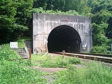 Hokuriku Tunnel Tsuruga side 20081025.jpg