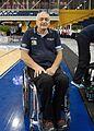 Holger Glinicki at the 2014 Women's World Wheelchair Basketball Championship.jpg