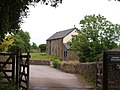 Holiday cottages at Higher Poulston - geograph.org.uk - 184471.jpg