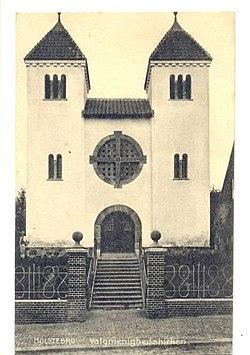 Holstebro Valgmenighedskirke - 1911.jpg