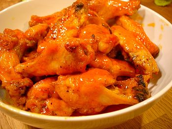 "Bowl of ""Wings"""