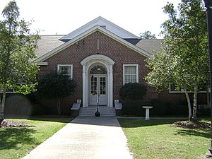 Homerville, Georgia - Homerville City Hall