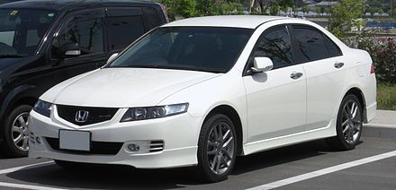 Honda Accord Japan And Europe Seventh Generation Wikiwand