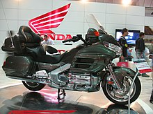 Honda Gold Wing GL1800 MY2010