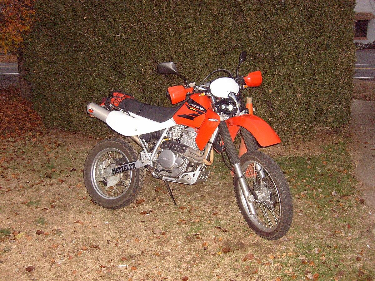 Honda Xr Modified Pictures >> Honda XR650L - Wikipedia