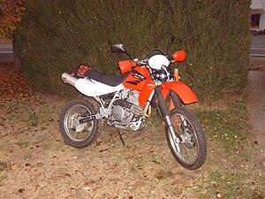Honda XR650L - Wikipedia