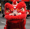 Honolulu Festival Parade - Asian Lion Dance Team (7015720911).jpg