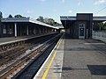 Hornchurch station look east.JPG